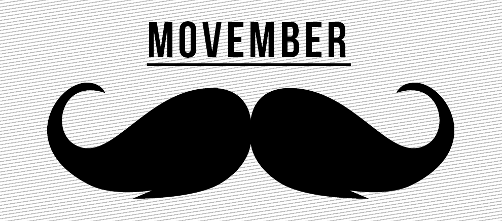 Movember o movimiento por la Salud Sexual Masculina