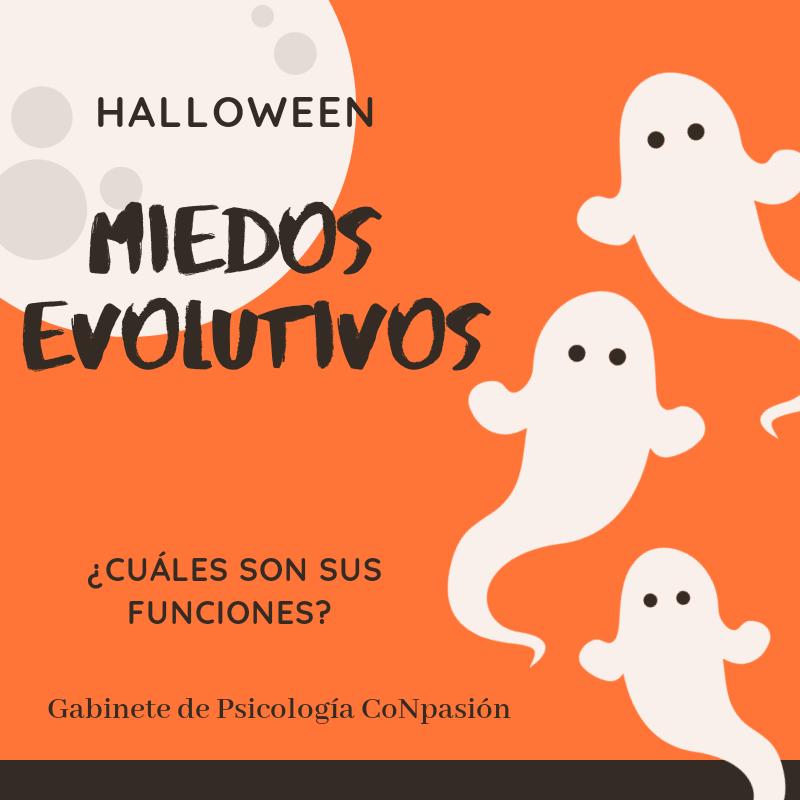 Miedos Infantiles y Halloween
