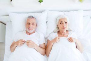 sexo en la tercera edada