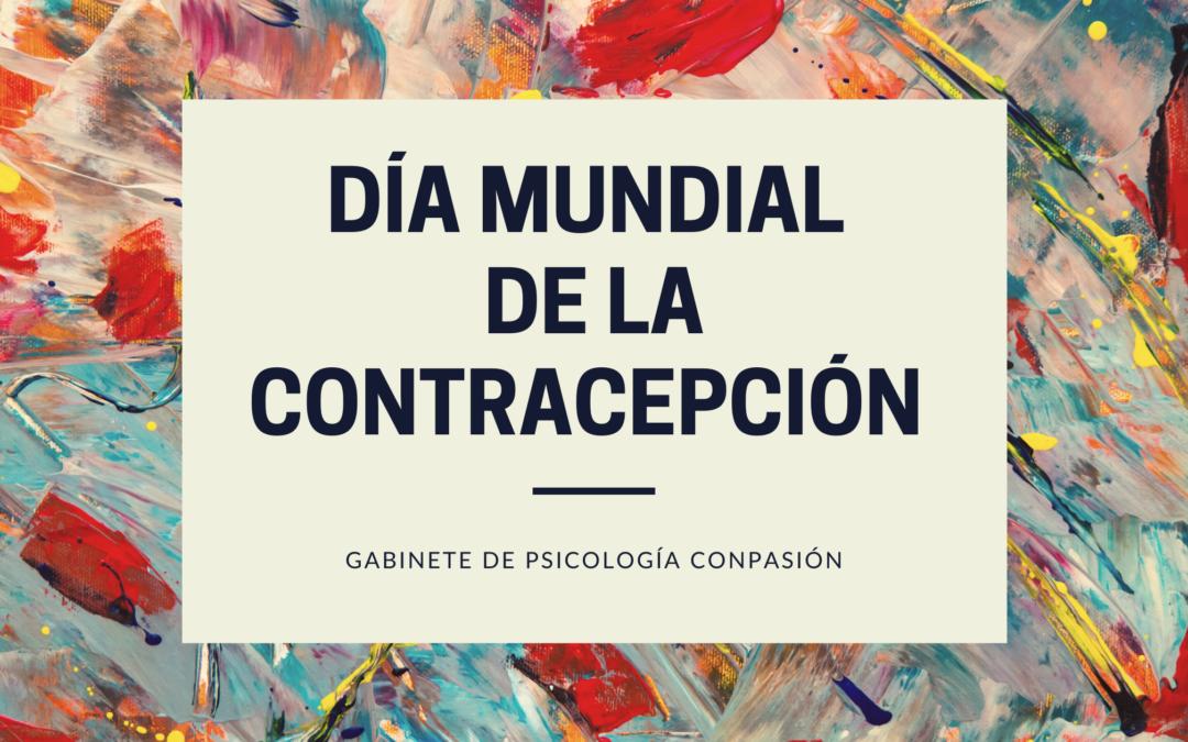 Día Mundial de la Contracepción.